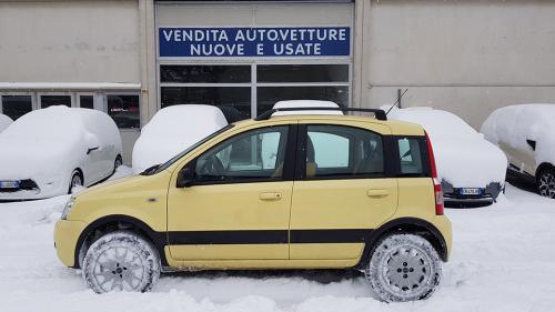 Fiat Panda 4X4 1.2 benzina (1)