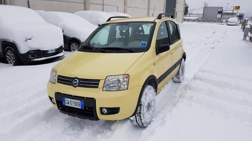 Fiat Panda 4X4 1.2 benzina (2)