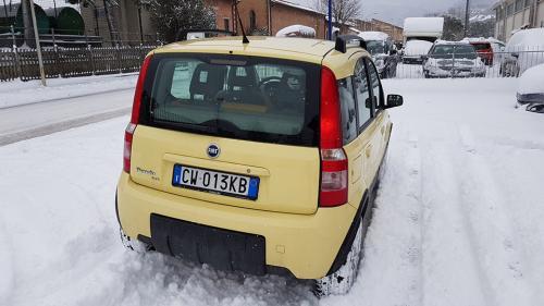 Fiat Panda 4X4 1.2 benzina (4)
