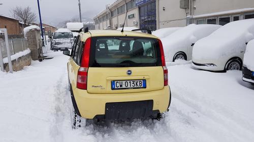Fiat Panda 4X4 1.2 benzina (5)