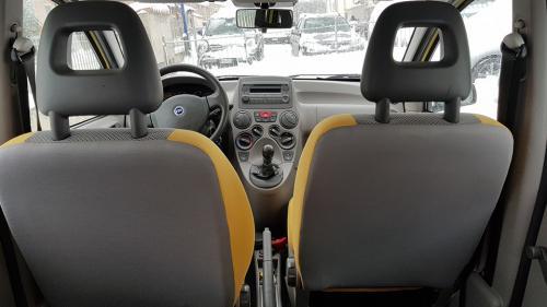 Fiat Panda 4X4 1.2 benzina (6)