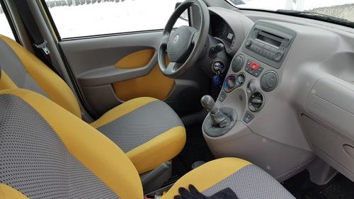 Fiat Panda 4X4 1.2 benzina (7)