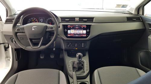 Seat Ibiza TGI Metano (13)