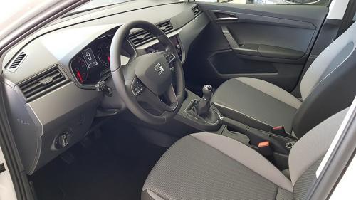 Seat Ibiza TGI Metano (9)