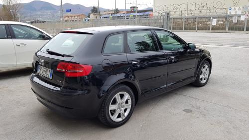 Audi A3 Sportback 1.6 TDI attraction (1)