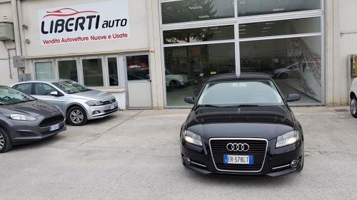 Audi A3 Sportback 1.6 TDI attraction (11)