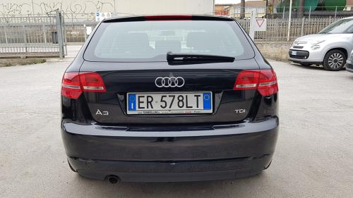 Audi A3 Sportback 1.6 TDI attraction (8)