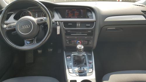 Audi A4 avant Quattro 2.0 TDI 177 CV Business (7)