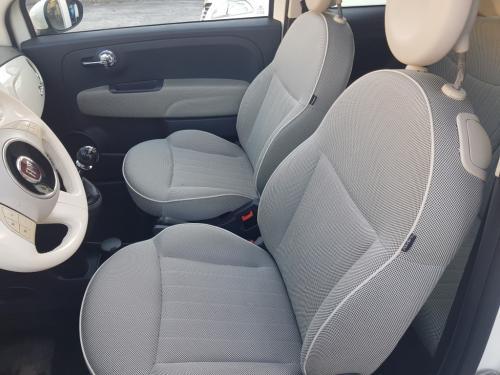 Fiat 500 1.2 Lounge del 2009 (3)