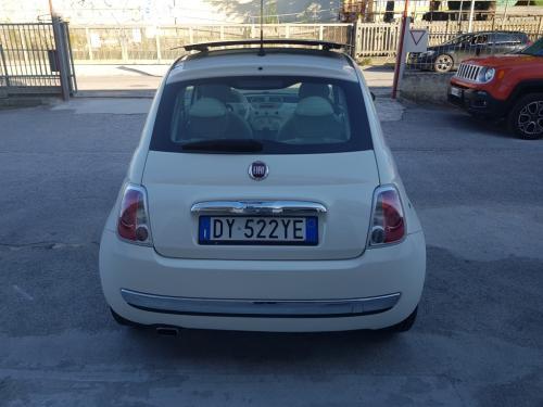 Fiat 500 1.2 Lounge del 2009 (5)