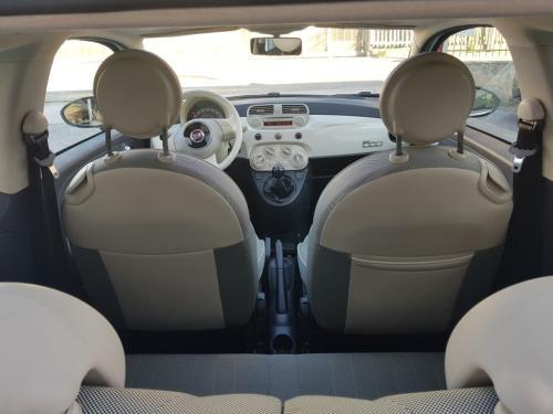 Fiat 500 1.2 Lounge del 2009 (9)