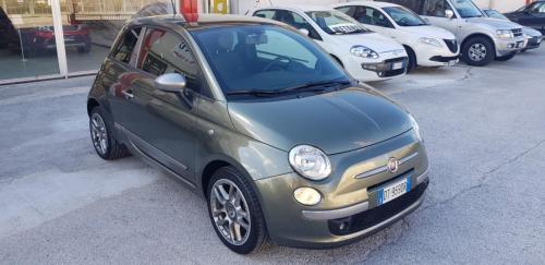 Fiat 500 1.2 benzina versione By Diesel (10)