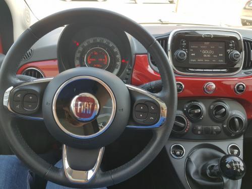 Fiat 500 1.3 Mjet 95 cv versione Lounge (2)