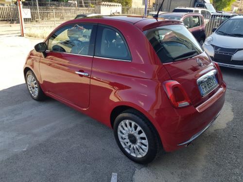 Fiat 500 1.3 Mjet 95 cv versione Lounge (5)