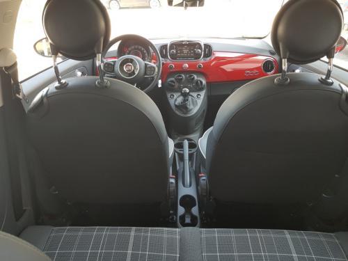 Fiat 500 1.3 Mjet 95 cv versione Lounge (9)