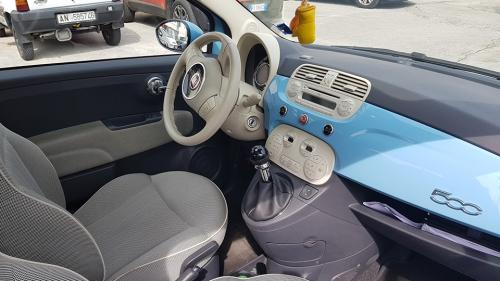 Fiat 500 Twinair 85 cv versione Lounge (5)