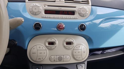 Fiat 500 Twinair 85 cv versione Lounge (8)