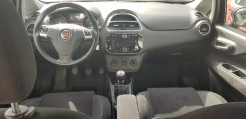 Fiat Punto Metano 2015 (8)
