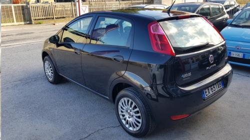 Fiat Punto Natural Power Metano versione Street_3