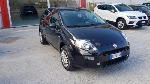 Fiat Punto Natural Power Metano versione Street_6