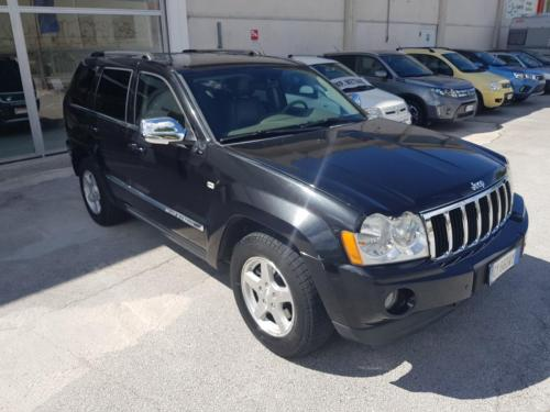 Jeep Grand Cherokee CRD Limited 4WD (5) (Grande)