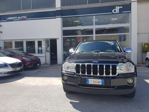 Jeep Grand Cherokee CRD Limited 4WD (6) (Grande)
