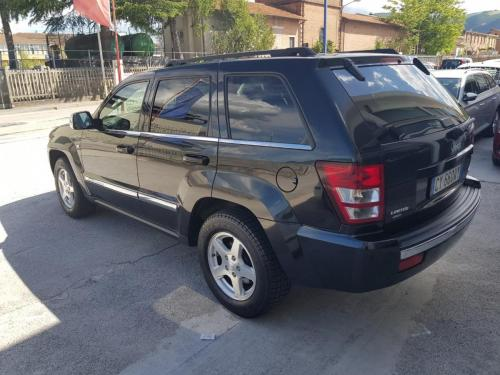 Jeep Grand Cherokee CRD Limited 4WD (9) (Grande)