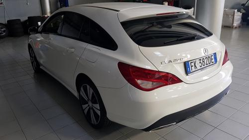 Mercedes CLA Shooting Brake 200 CDI SPORT (7)