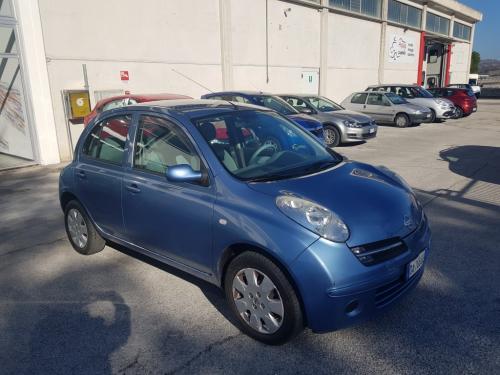 Nissan Micra 1.2 benzina (10)