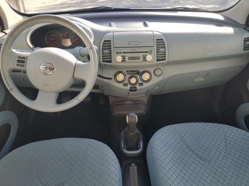 Nissan Micra 1.2 benzina (7)